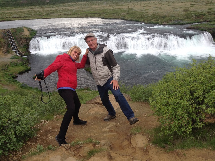 Golden Circle tour offers views of waterfalls