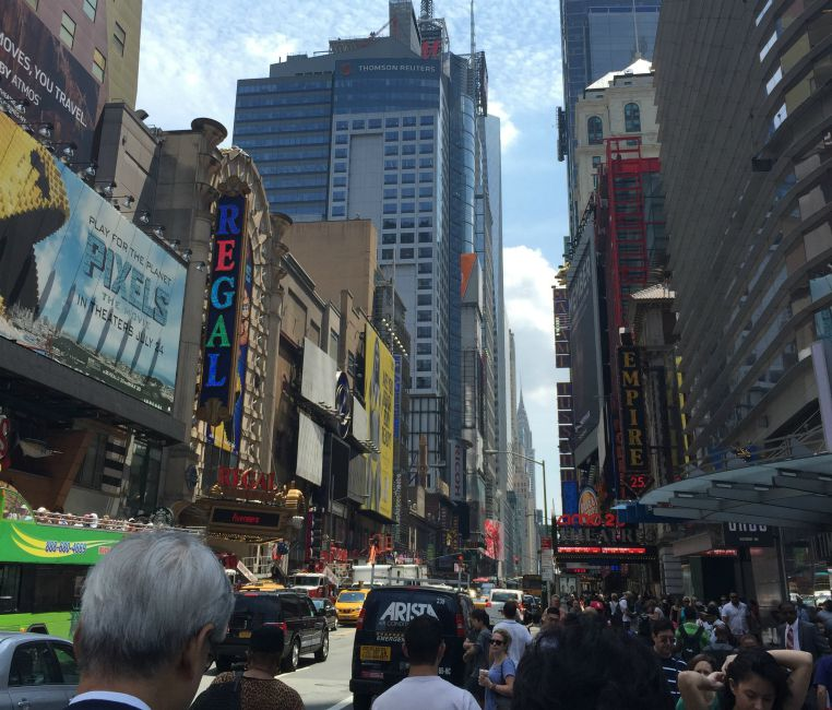 Staybridge Suites Times Square: Service and Comfort in the Heart of NYC