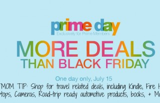 Shop for travel related deals on July 15, Amazon Prime Day