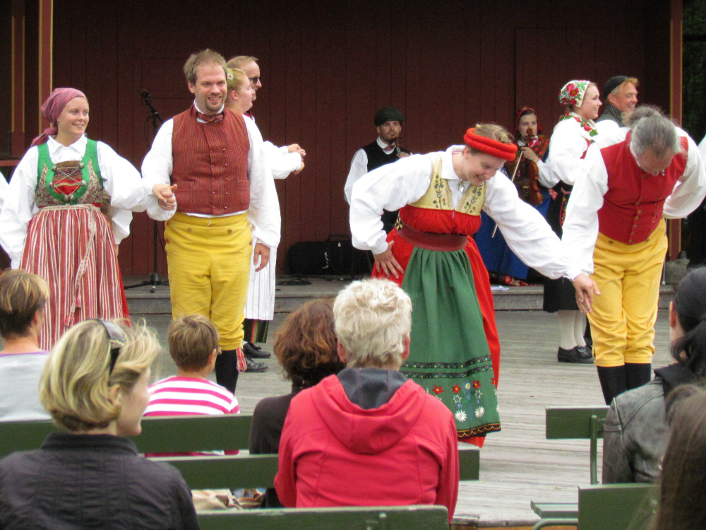 International travel tip: Embrace the culture, like these Swedish Dancers-Kids Are A Trip