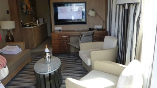 Do you think you're too young for a Viking River Cruise? (Viking River Cruise Veranda Suite stateroom)