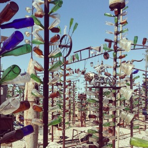 Bottle Tree Ranch along Route 66