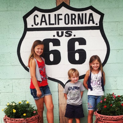Your Kids Will Get Their Kicks On the Enchanting Route 66