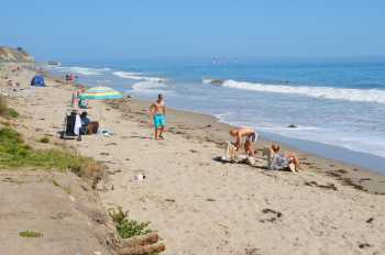 Santa Barbara Beaches are Clean & Open After Oil Spill