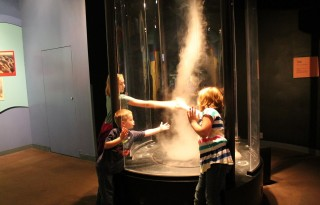 St. Louis Science Center. Photo Credit:  Becky Davenport/ Budget TravelingMom