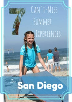 7 Can't-Miss Summer Experiences in San Diego