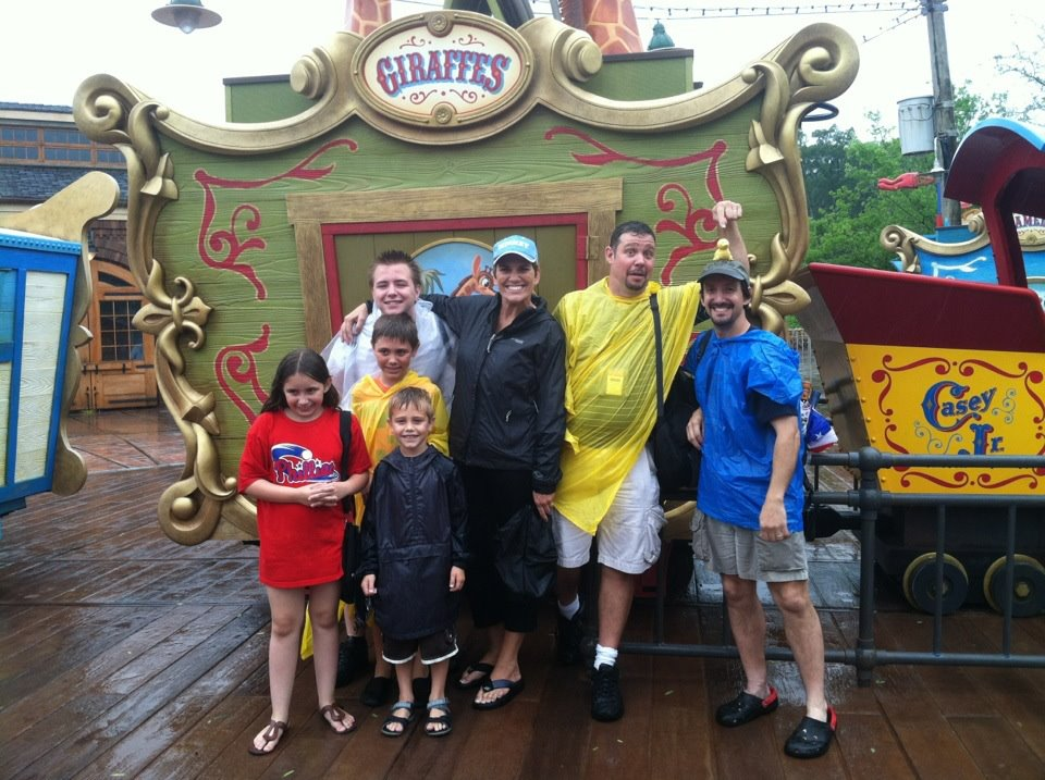 August 3 #TMOM Twitter Party – The Weather Factor in Family Travel
