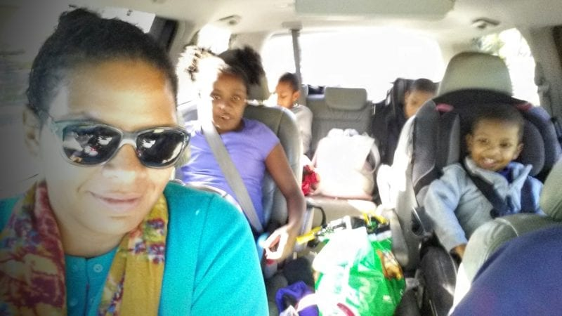 Road trips with kids can be fun!