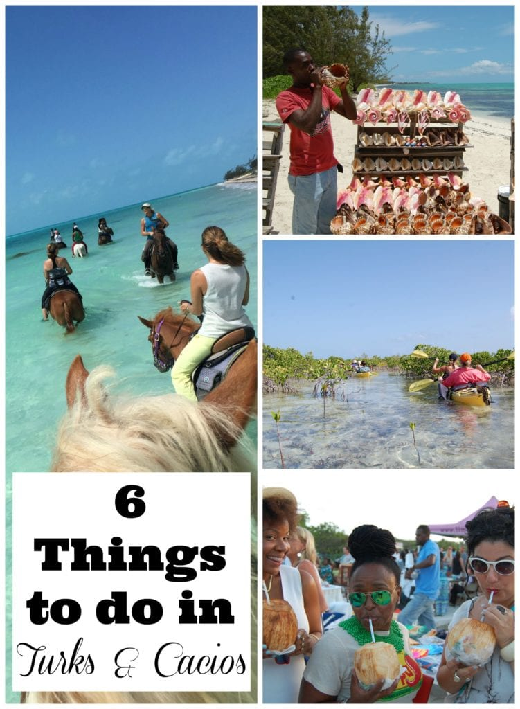 6 Things to do in Turks & Cacios