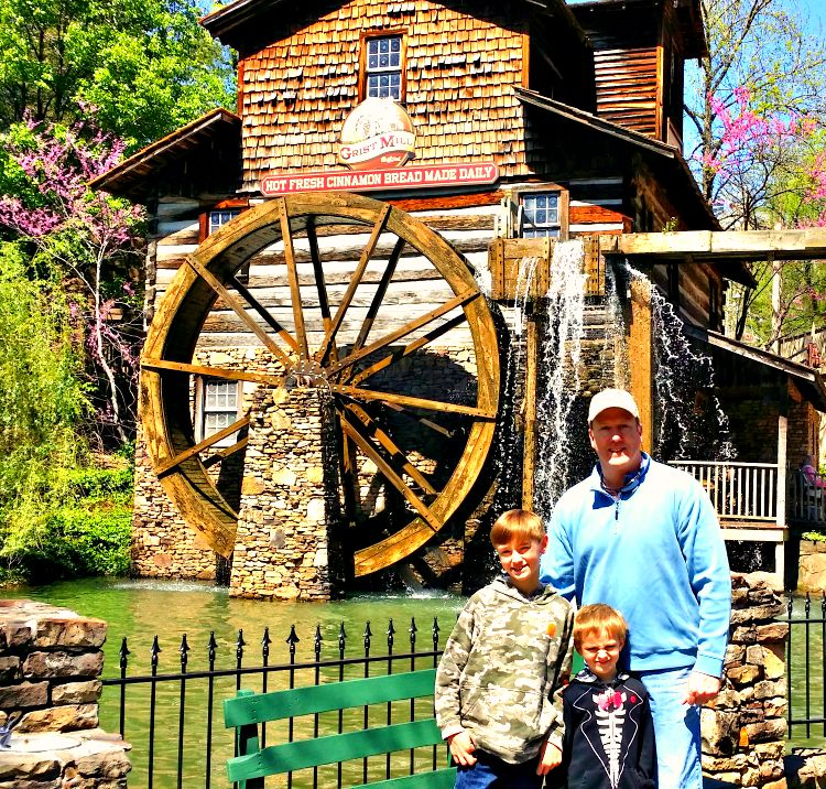 Dollywood's Grist Mill is the place to go for a sweet snack! Photo Courtesy of Teronya Holmes