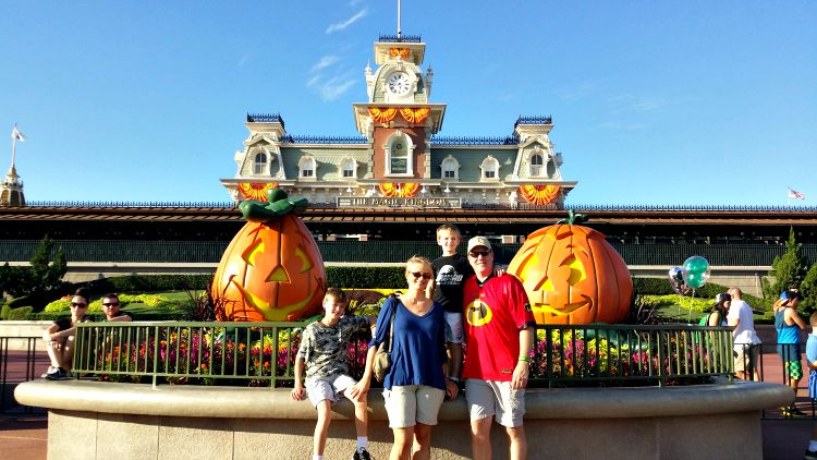 Take your camera! Photo Ops are abundant with all the beautiful decorations at MNSSHP! Photo Courtesy of Teronya Holmes