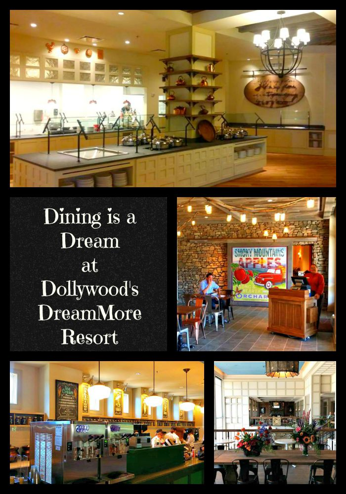 Dollywood's DreamMore Resort Dining at The DM Pantry and The Song & Hearth, Photo Courtesy of Teronya Holmes