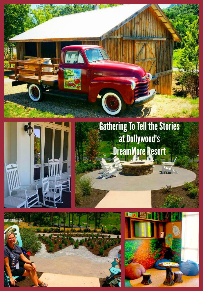 Dollywood's DreamMore Resort Gathering Spots, Photo Courtesy of Teronya Holmes