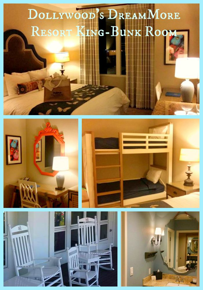 Dream Rooms at Dollywood's DreamMore Resort, Photo Courtesy of Teronya Holmes