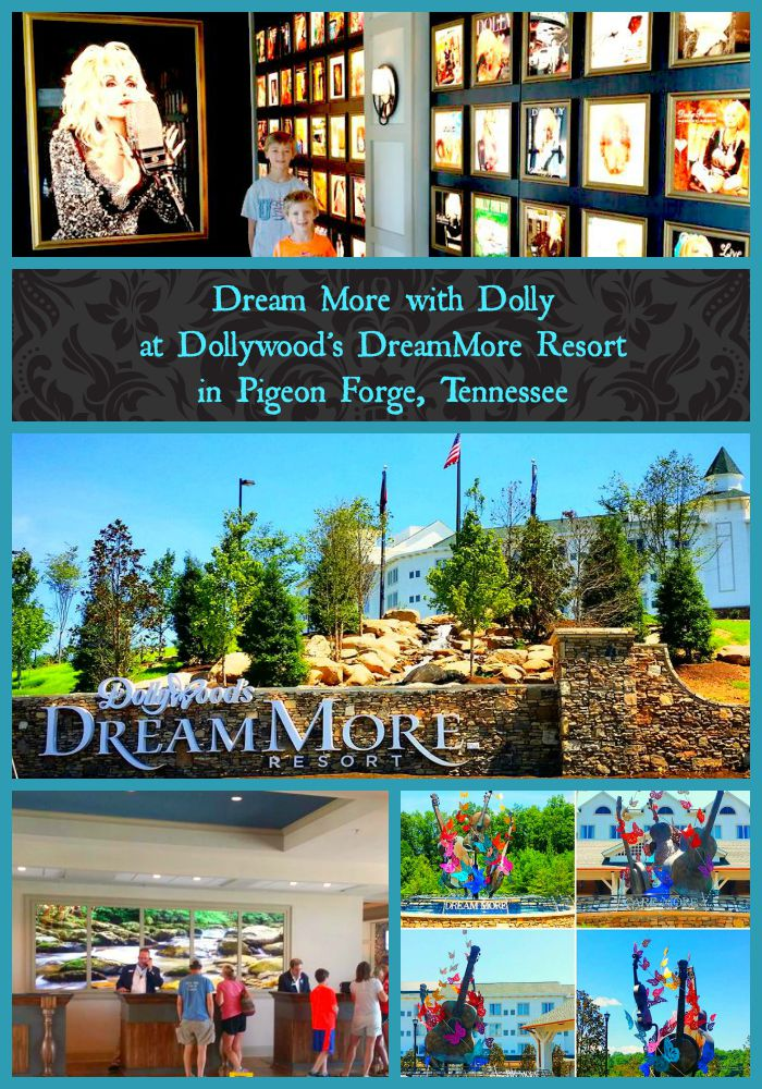 Arriving at the DreamMore Resort, Photo Courtesy of Teronya Holmes