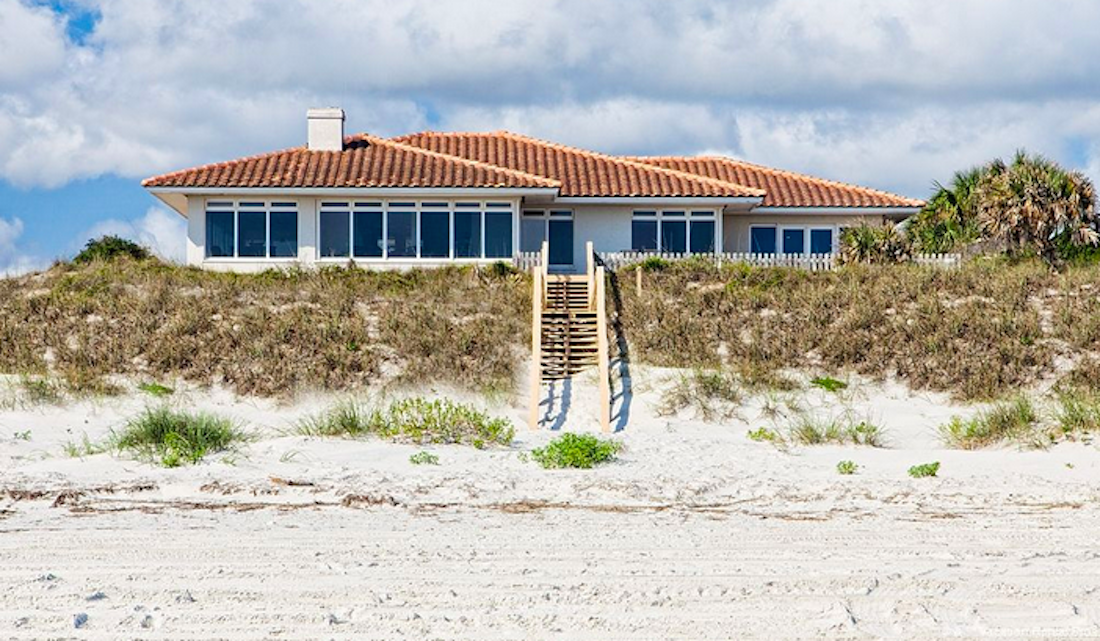 Renting A Beach House In St Augustine Florida