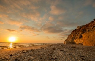 Solana Beach at Sunset. Photo Credit: Daniel Knighton, Pixel Perfect Images.