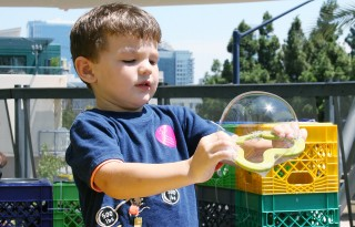 Think, Play and Create at The New Children's Museum in San Diego