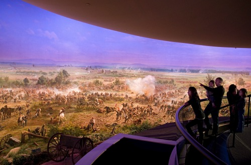 History comes alive when you travel to famous battlefields of the past. Photo courtesy of Destination Gettysburg.