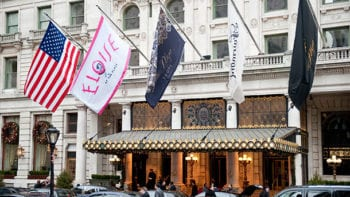 Visit The Plaza hotel for an iconic Eloise-filled stay.