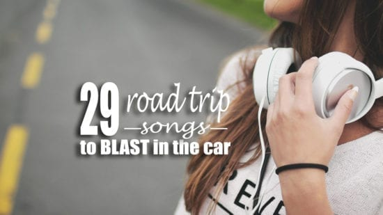 20 of the best road trip songs you need on your playlist
