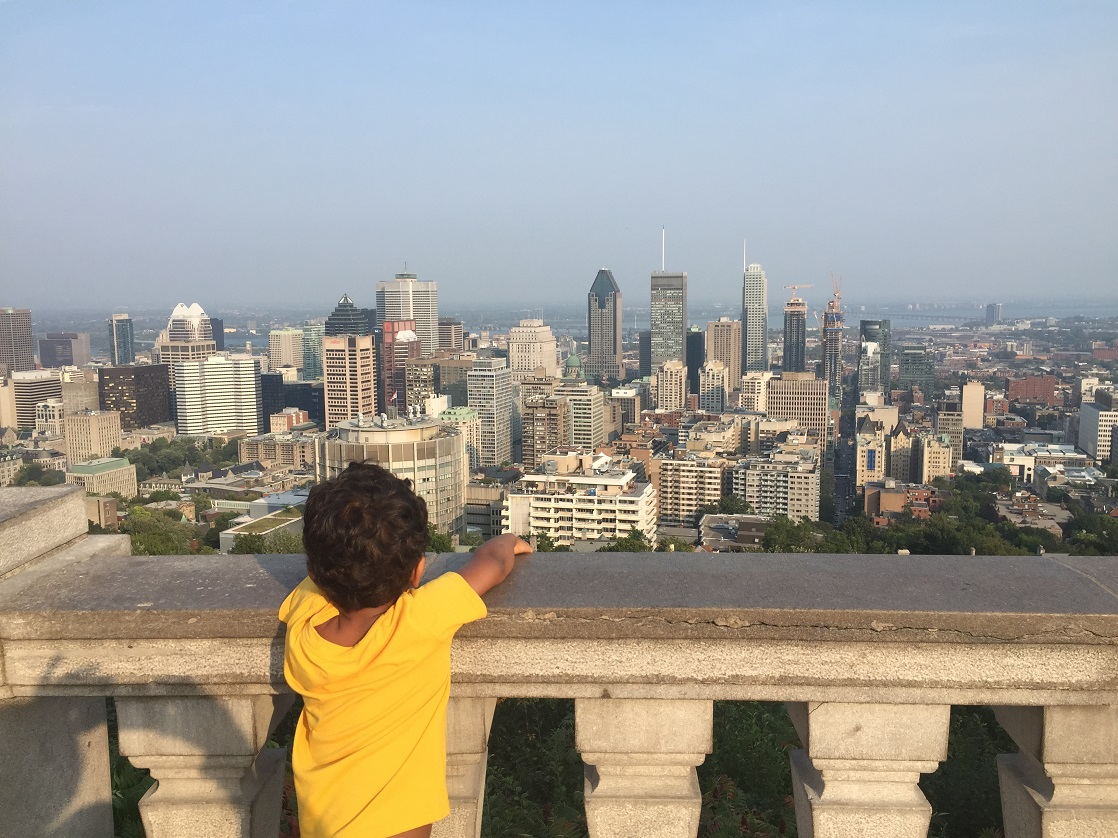 5 Things to do in Montréal with Kids