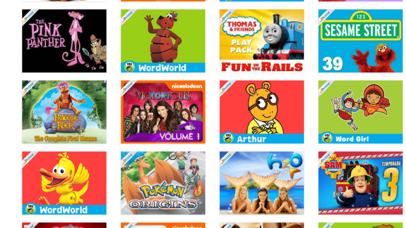 Amazon Prime Adds Free Downloads of 40,000+ Shows: Flying