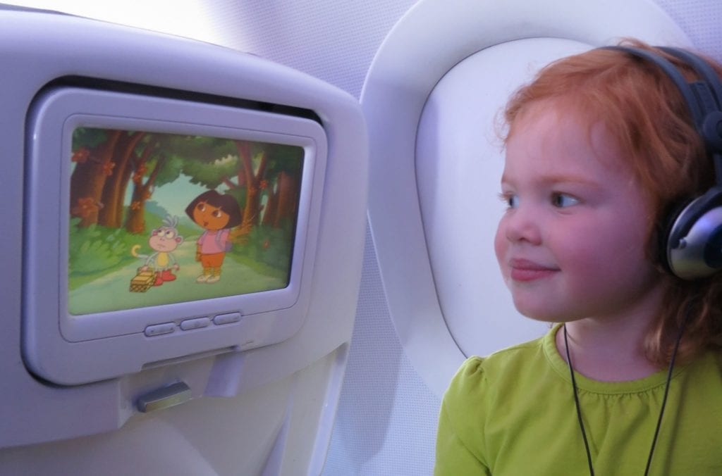 Keeping Kids Healthy avoiding germs on an Airplane