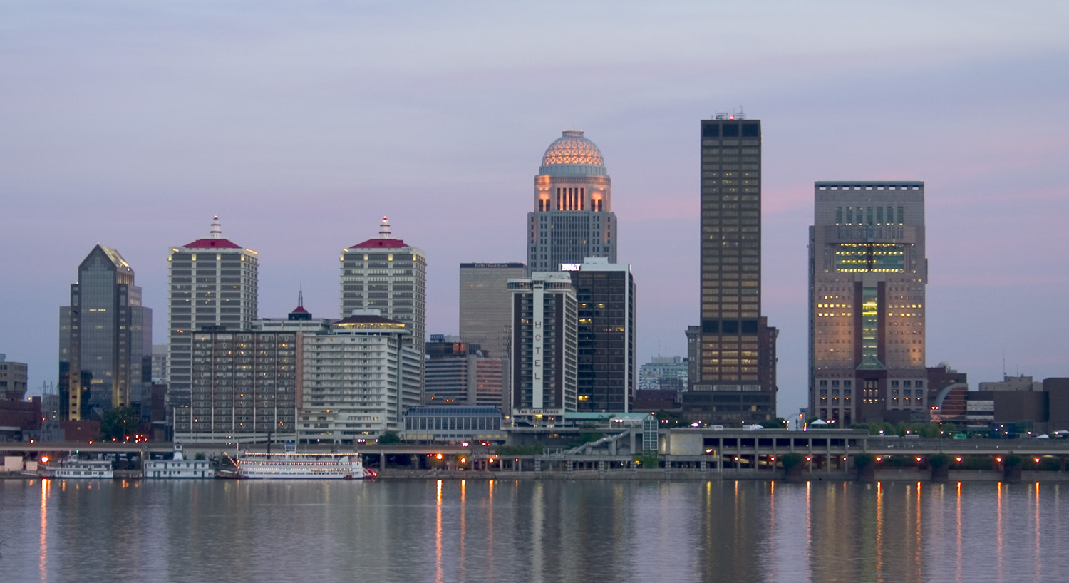 Where to Find Food and Fun in Louisville, KY!