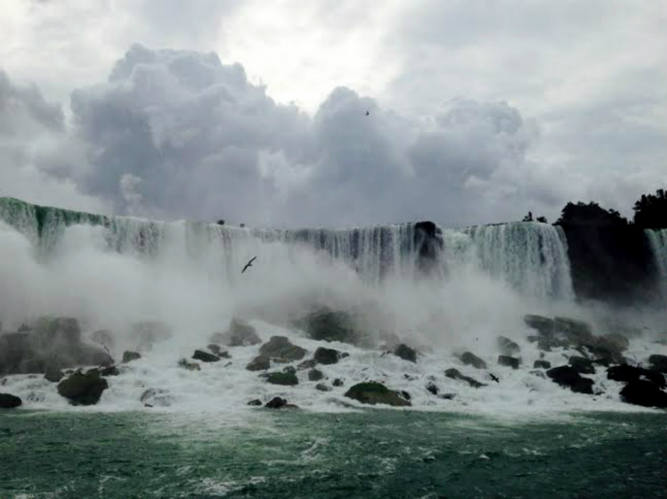 Niagara Falls, Photo by Terri Marshall, Globetrotting Grandmom