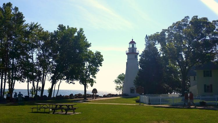 Marblehead Lighthouse. Photo Credit: Mary Moore / Retro TraveligMom