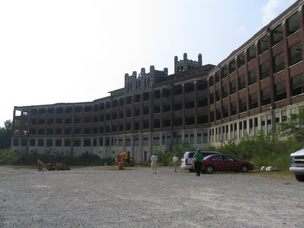 Waverly Hills Sanatorium in Louisville, Kentucky. Photo Courtesy: Allison Taylor/Research TravelingMom