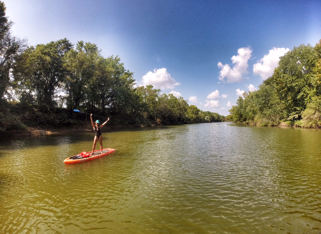 Everything You Need to Know about SUP (& Where to Paddle in Nashville)