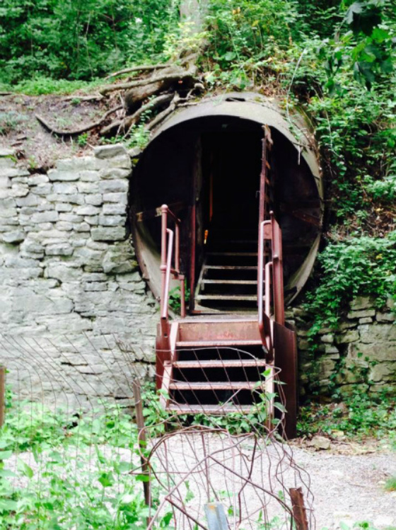 Lockport Underground, Photo by Terri Marshall, Globetrotting Grandmom
