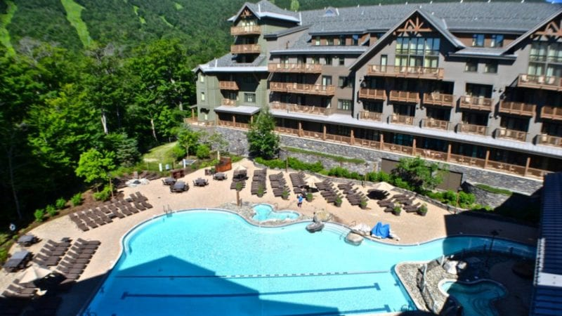 Stowe Mountain Lodge >> Stowe Mountain Lodge Summer Fun For The Whole Family