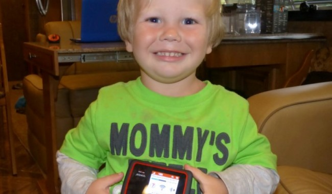 Entertain your kids with electronics on Labor Day weekend 2015