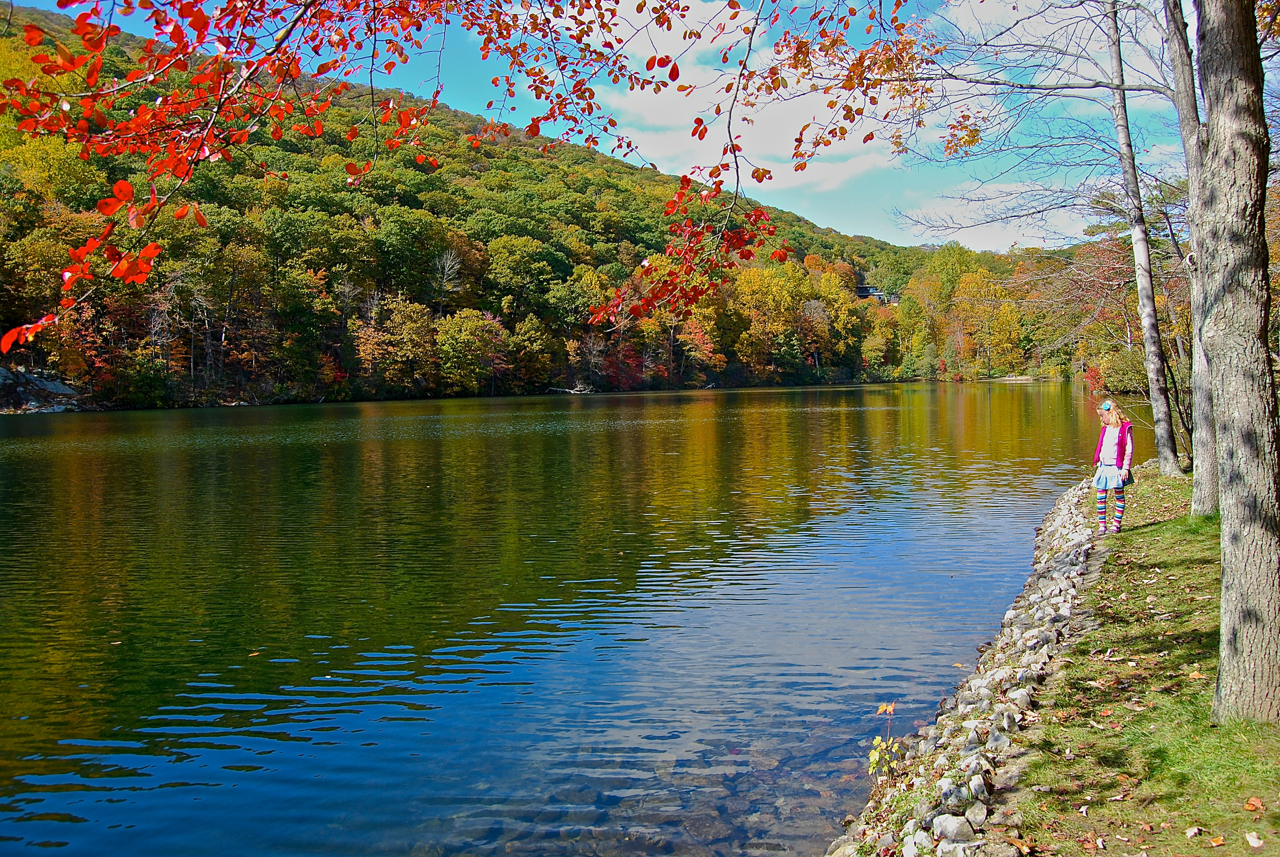Hauntings, History and Hiking: Fall in the Hudson River Valley, NY