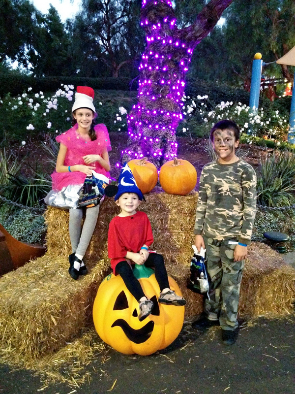 Is the LEGOLAND Brick or Treat Party Night Worth The Extra Cost? Find out what the party includes & tips for enjoying the night.