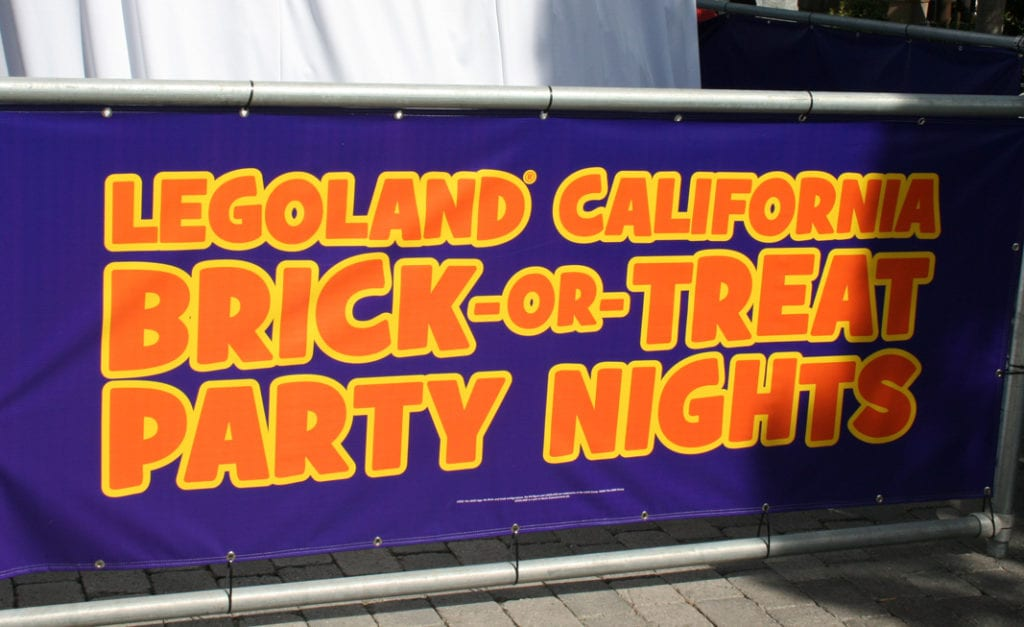 Is the LEGOLAND California Brick or Treat Party Night Worth The Extra Cost? Find out what the party includes & tips for enjoying the night.