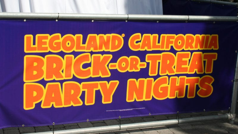 Is the LEGOLAND California Brick or Treat Party Night Worth The Extra Cost?