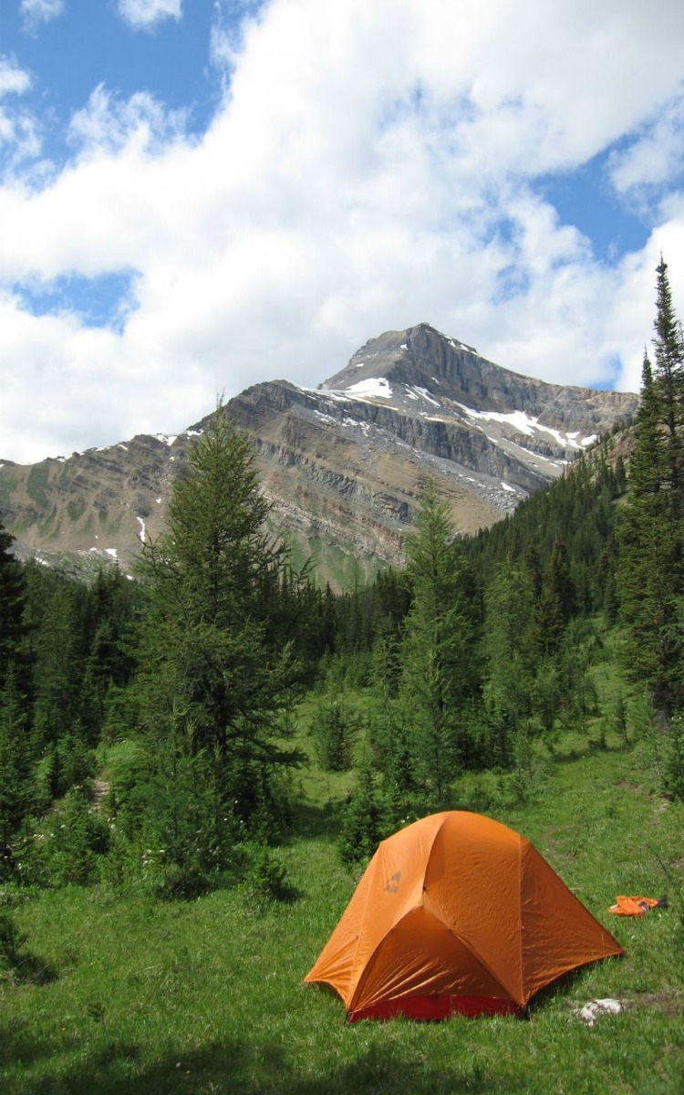 Why Camping is Better in Western Canada | Traveling Mom
