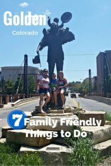 7 family friendly things to do in #Golden #Colorado