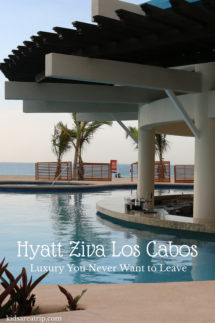 Hyatt Ziva Los Cabos Luxury You Never Want to Leave-Traveling Mom