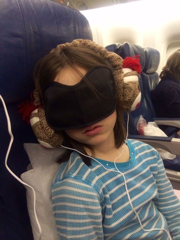 Plane Kindness, Plane Travel with Kids, In-Flight Entertainment