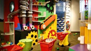 Reuben H Fleet Science Center in San Diego -100 Ways for Kids to Learn and Play
