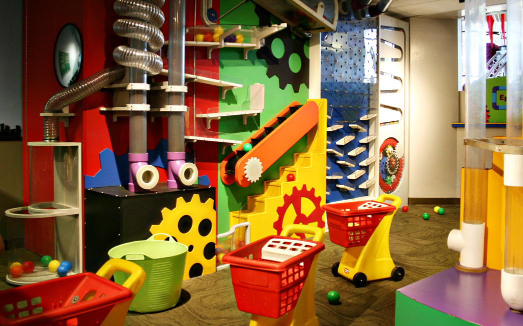 Kid City at the Reuben H Fleet Science Center -100 Ways for Kids to Learn and Play