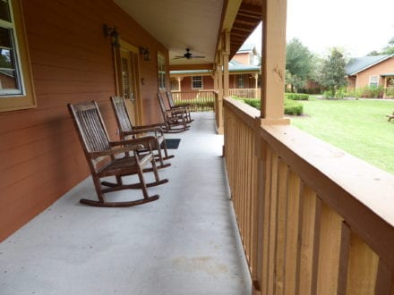 Sit a spell at Westgate River Ranch on your Florida vacation.