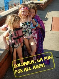 Columbus is a great for families with kids of all ages!