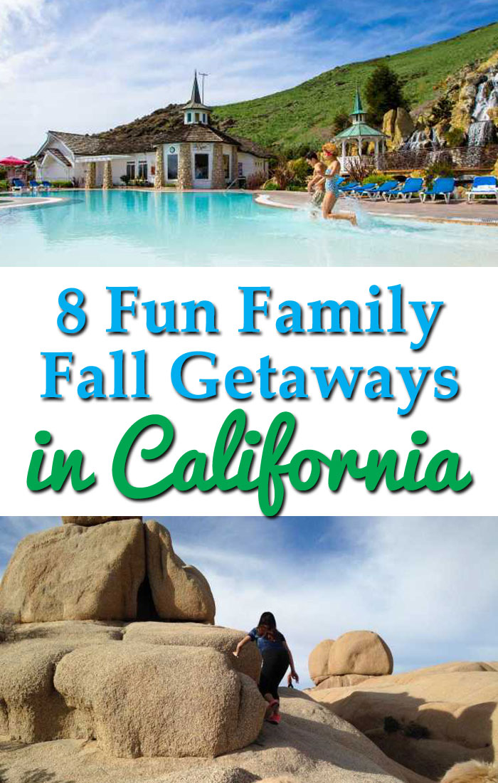 8 Fun Family Fall Getaways In California