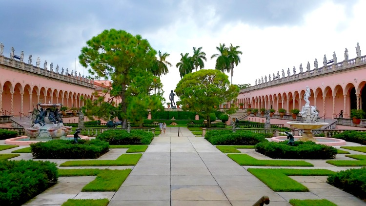 John & Mable Ringling Art Museum. Photo Credit: Mary Moore / Retro TravelingMom